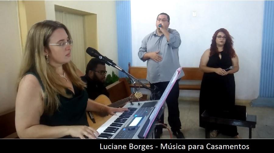 Contratar musico para casamento regiao juiz de fora Luciane Borges Loja Mineira do Musico