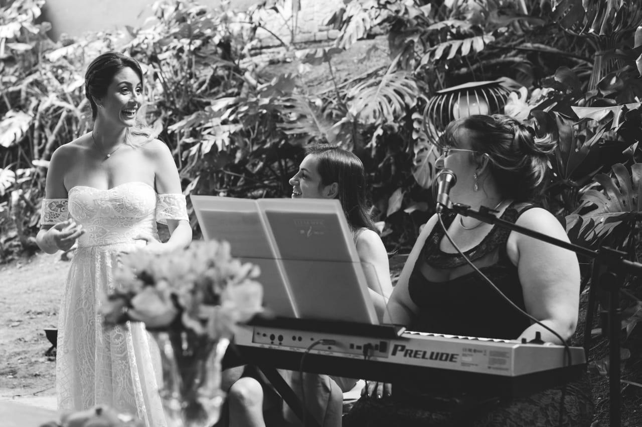 musica para casamentos Luciane Borges @lucianetecladista