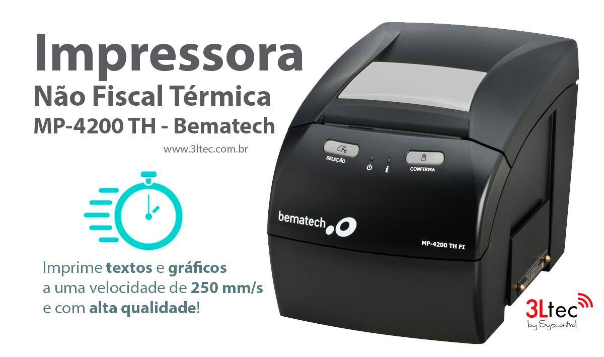 Impressora Termica Não Fiscal