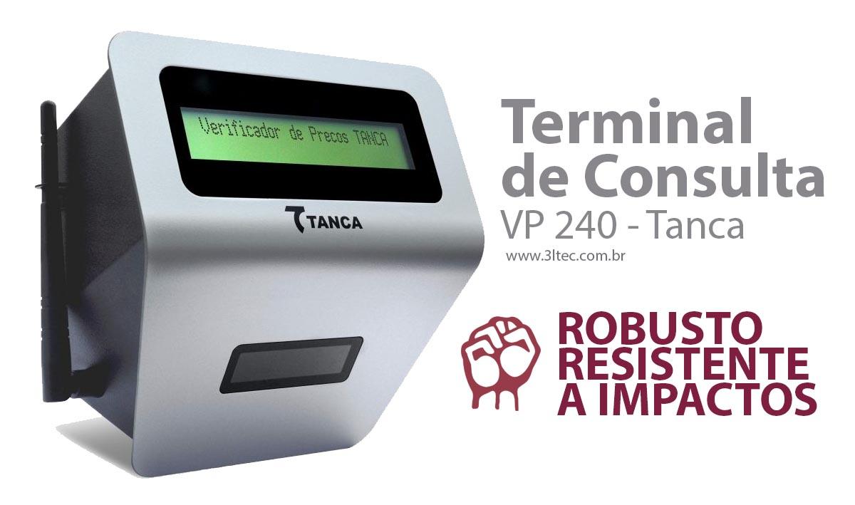 Terminal de Consulta VP240