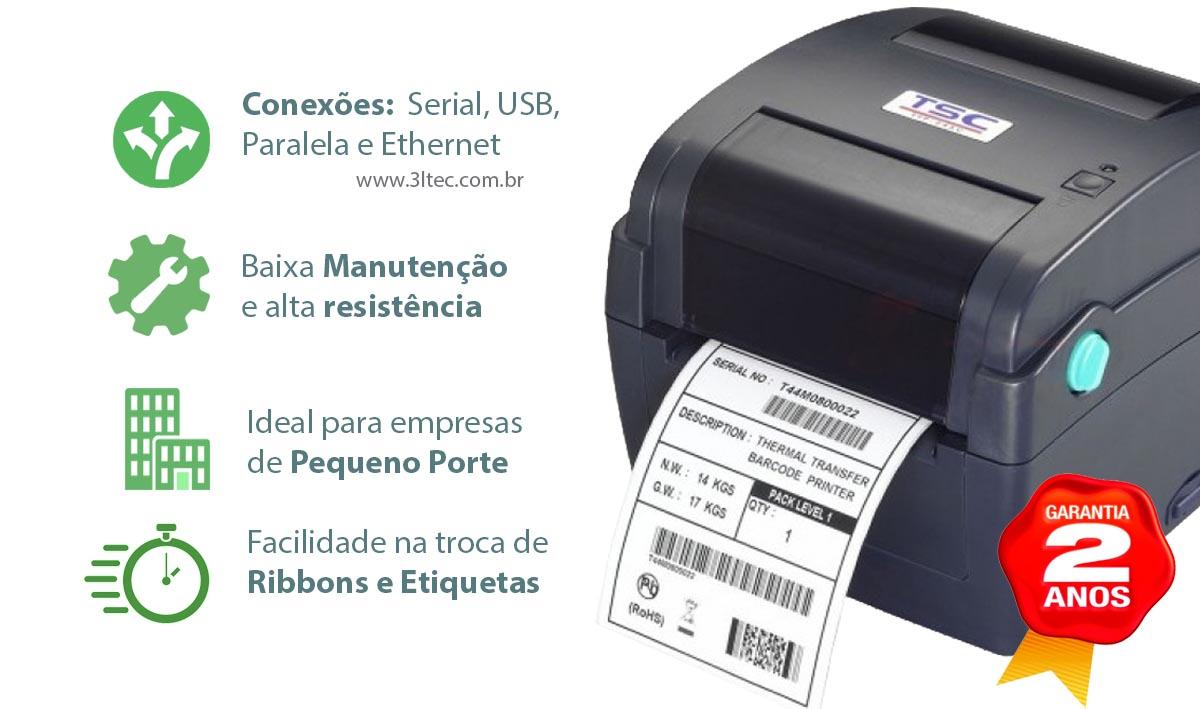 Impressora de Etiquetas 244 CE