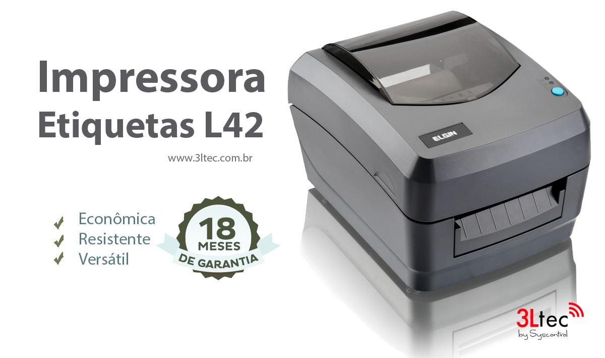Impressora de Etiquetas L42