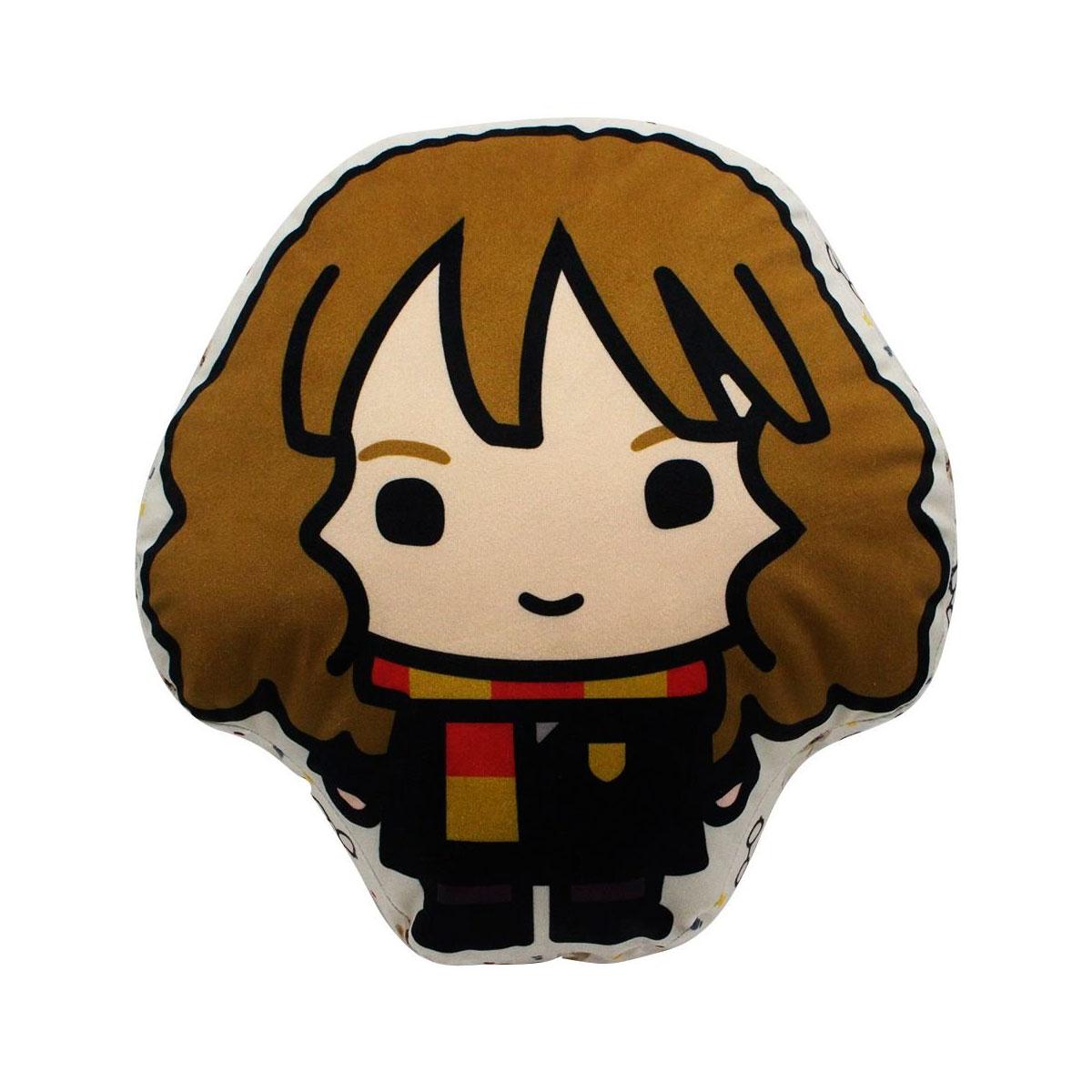 Almofada Decorativa Formato Hermione Granger Harry Potter - Presente Super