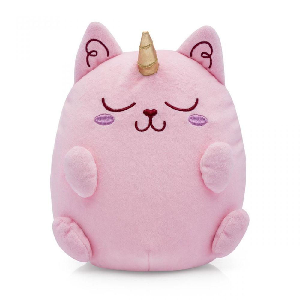 Almofada Reversível Gato Unicórnio