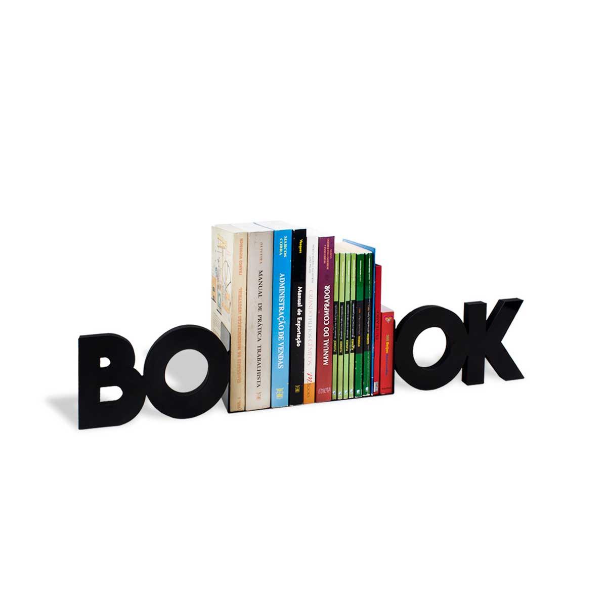 Aparador de Livros Book - Presente Super