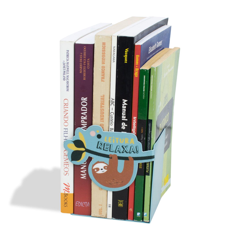 Aparador de Livros - Leitura Relaxa