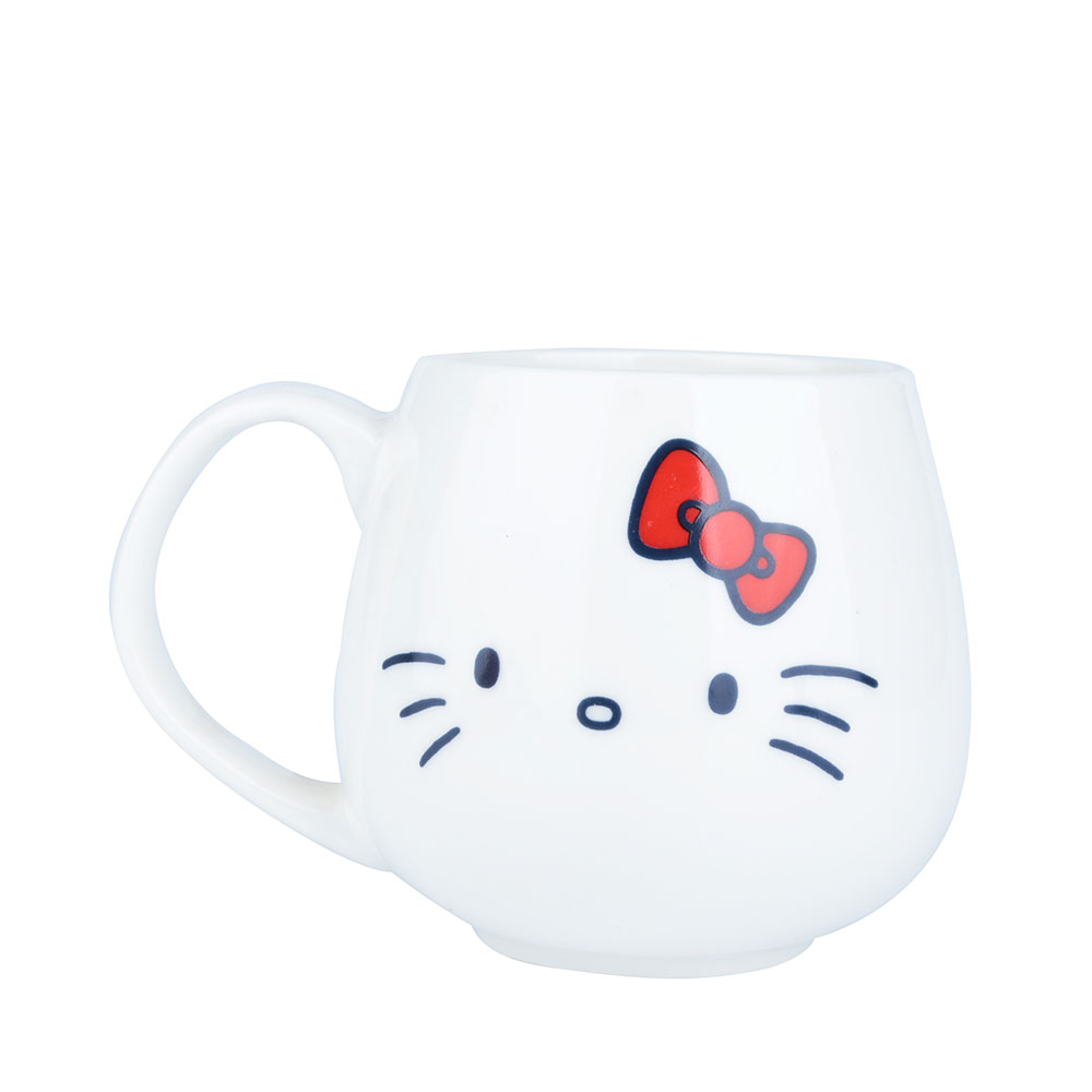 Caneca Hello Kitty Oval Classical Face