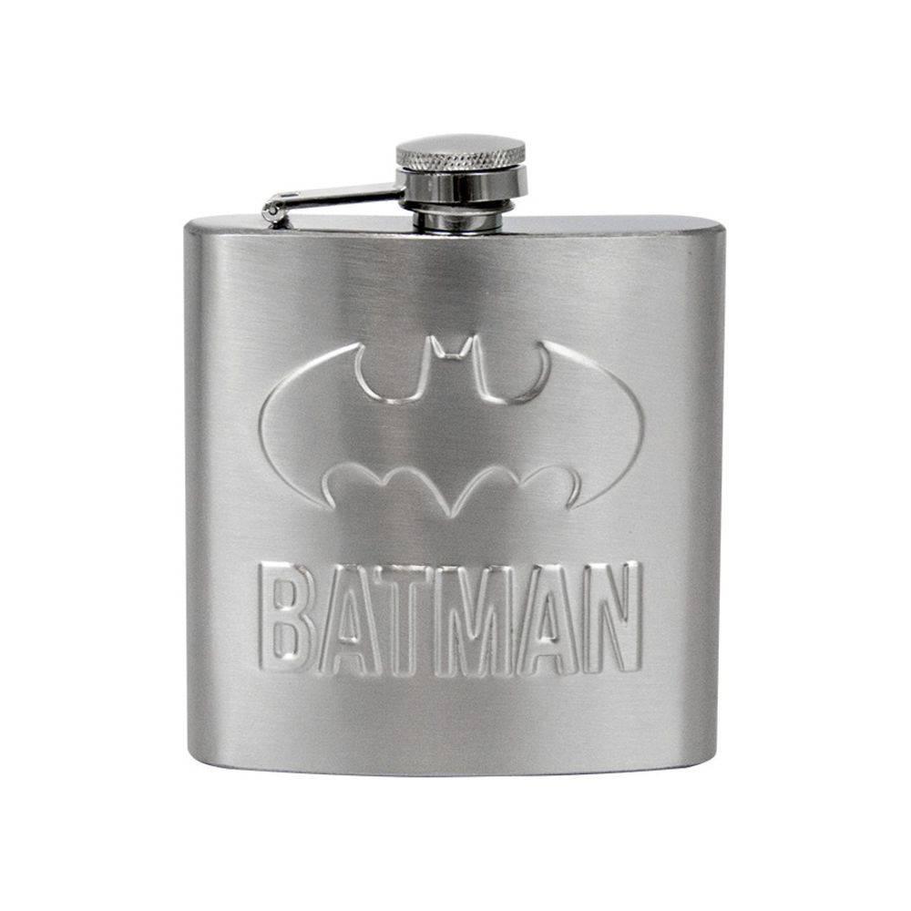 Cantil Aço Inox Batman Logo