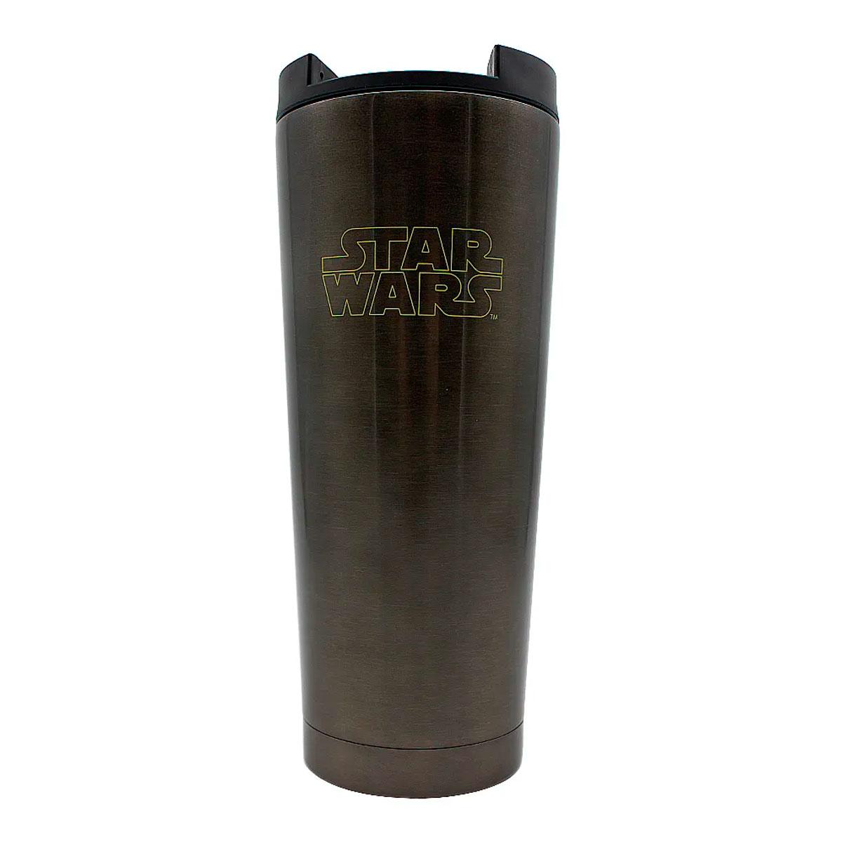 Copo Para Viagem Star Wars Galáxia 400 ml - Presente Super