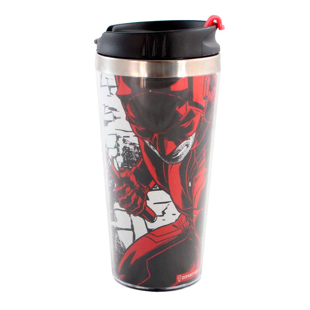 Copo Térmico Demolidor Daredevil Marvel