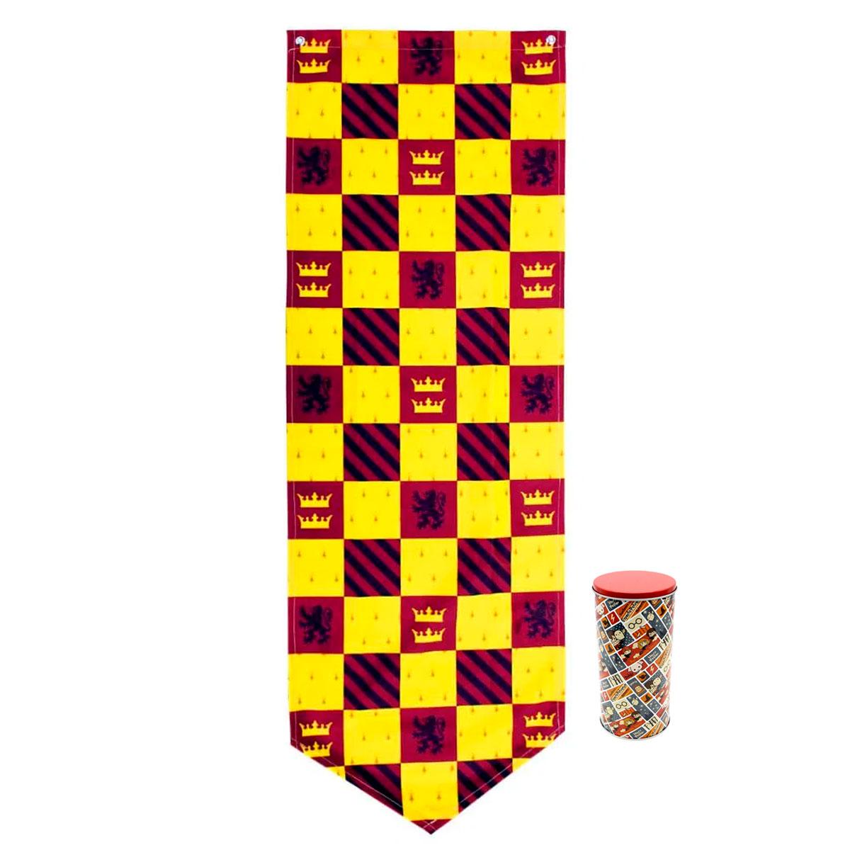 Flamula Decorativa Harry Potter Grifinoria - Presente Super