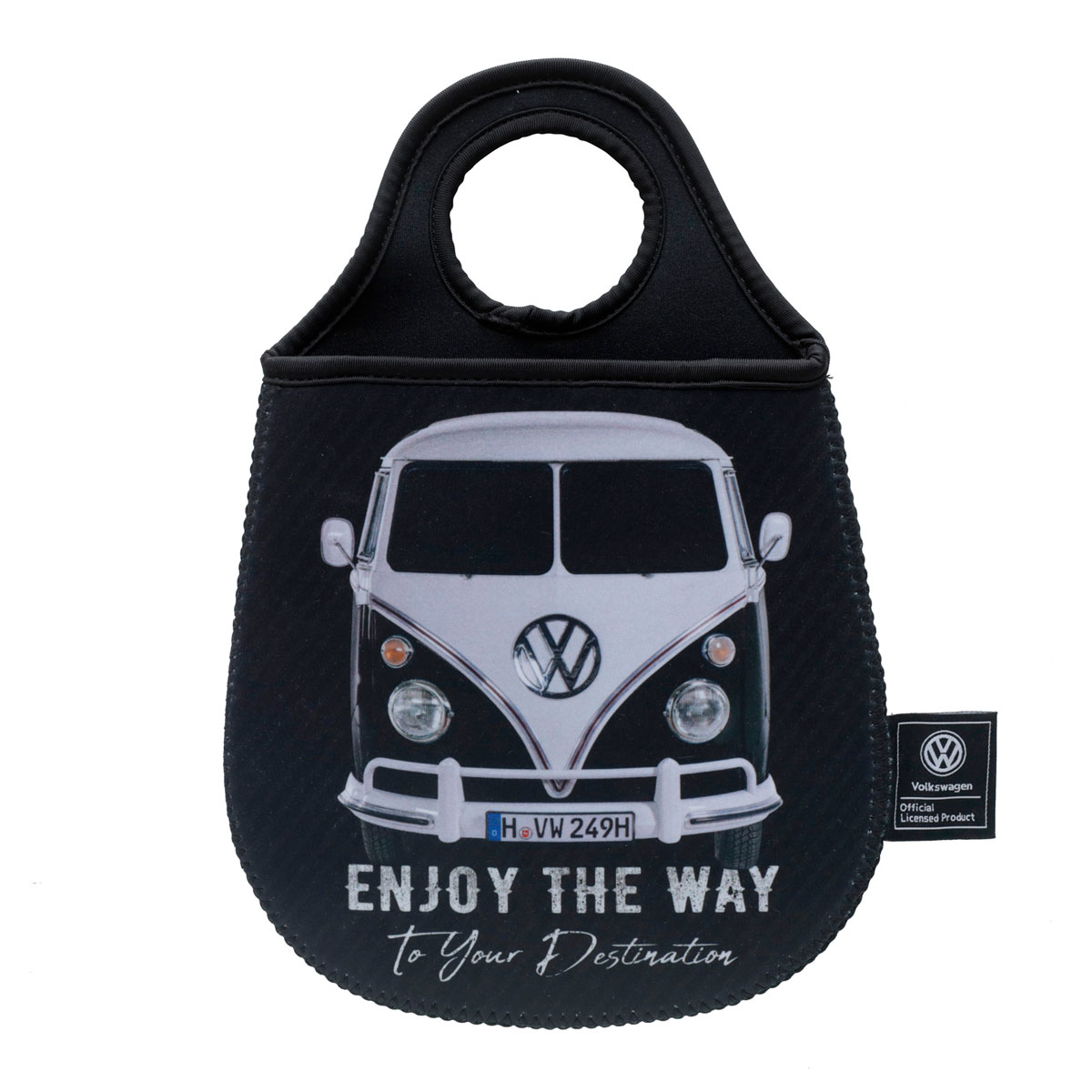 Lixeira para Carro Kombi Enjoy The Way - Presente Super