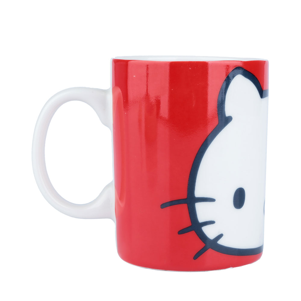 Mini Caneca Hello Kitty Classical Face - 135 ml