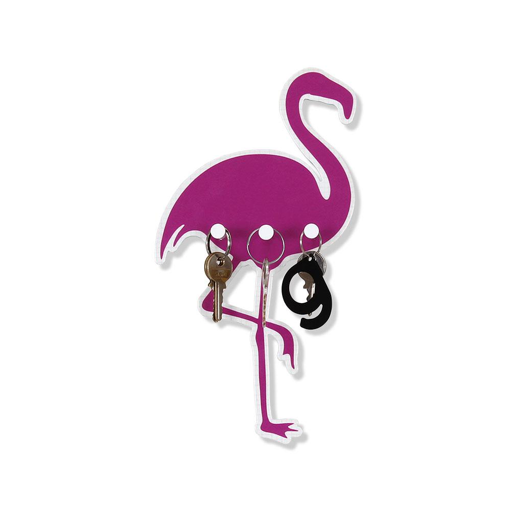 Porta Chaves Flamingo