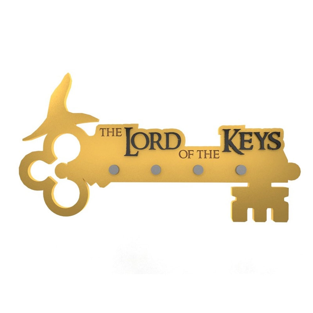 Porta Chaves The Lord Of The Keys -  O Senhor dos Anéis