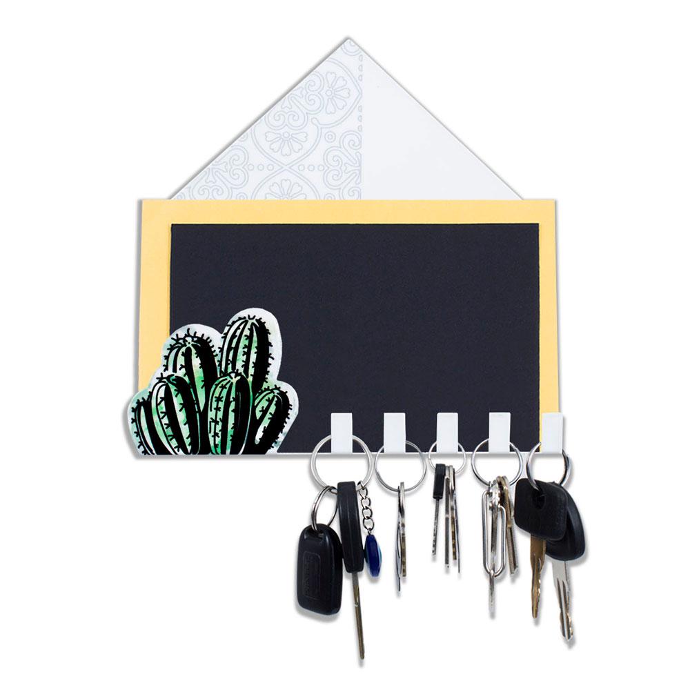 Porta Chaves e Cartas - Mi Casa Su Casa