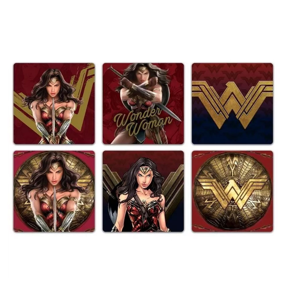 Porta Copos Mulher Maravilha Movie DC Comics