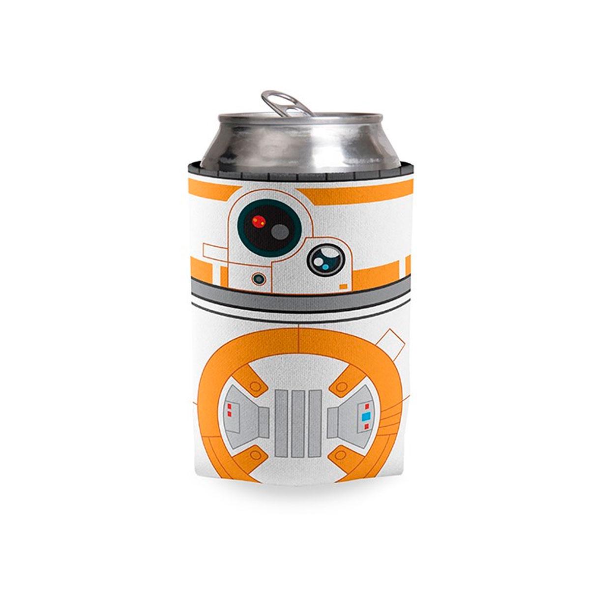 Porta Lata Droide BB8 Star Wars - Presente Super