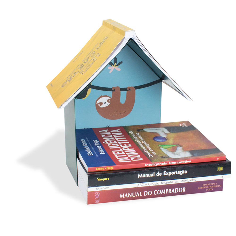 Aparador Porta Livros  - Deboísmo
