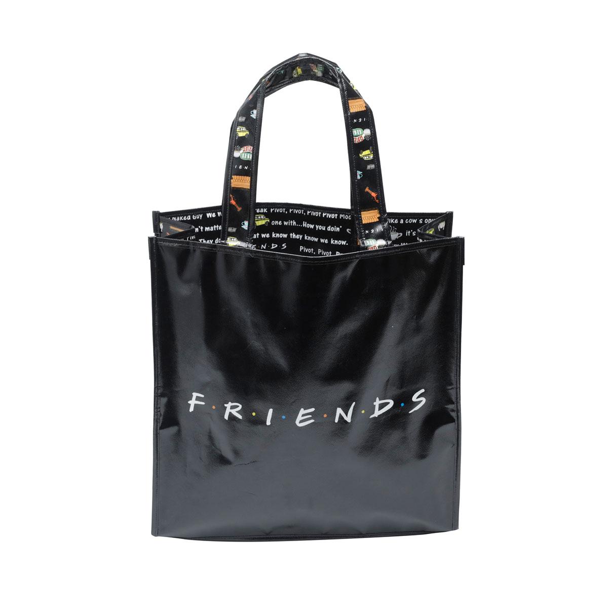 Sacola Reutilizável Friends Logo - Presente Super