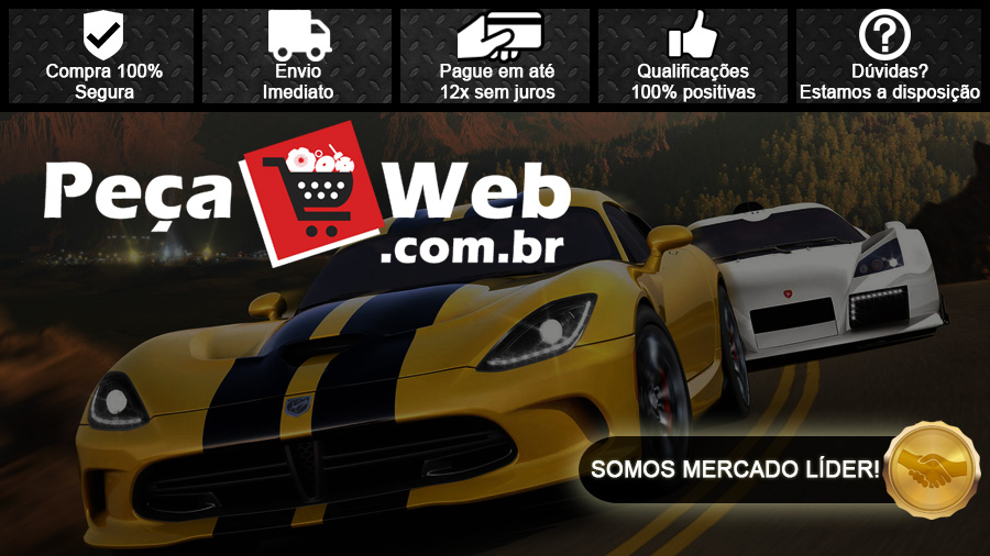 Template PeçaWeb Mercado Livre | www.pecaweb.com.br