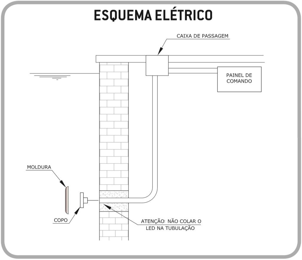 Esquema Elétrico Easy LED 9W Light Tech