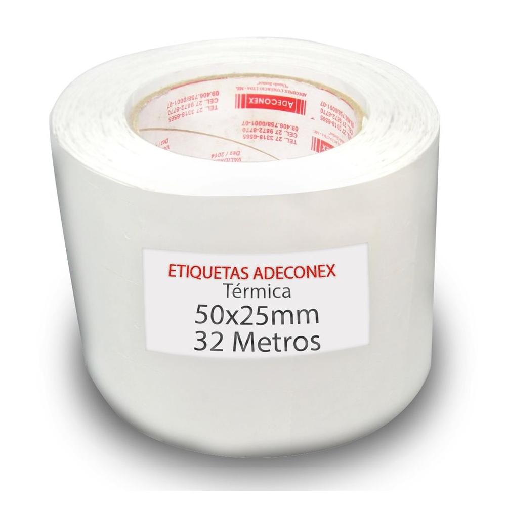 Etiquetas Adesivas para Laboratório 50x25