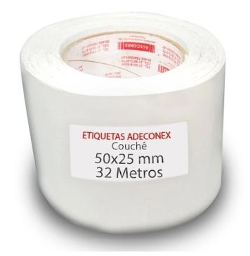 Etiquetas Adesivas 50x25