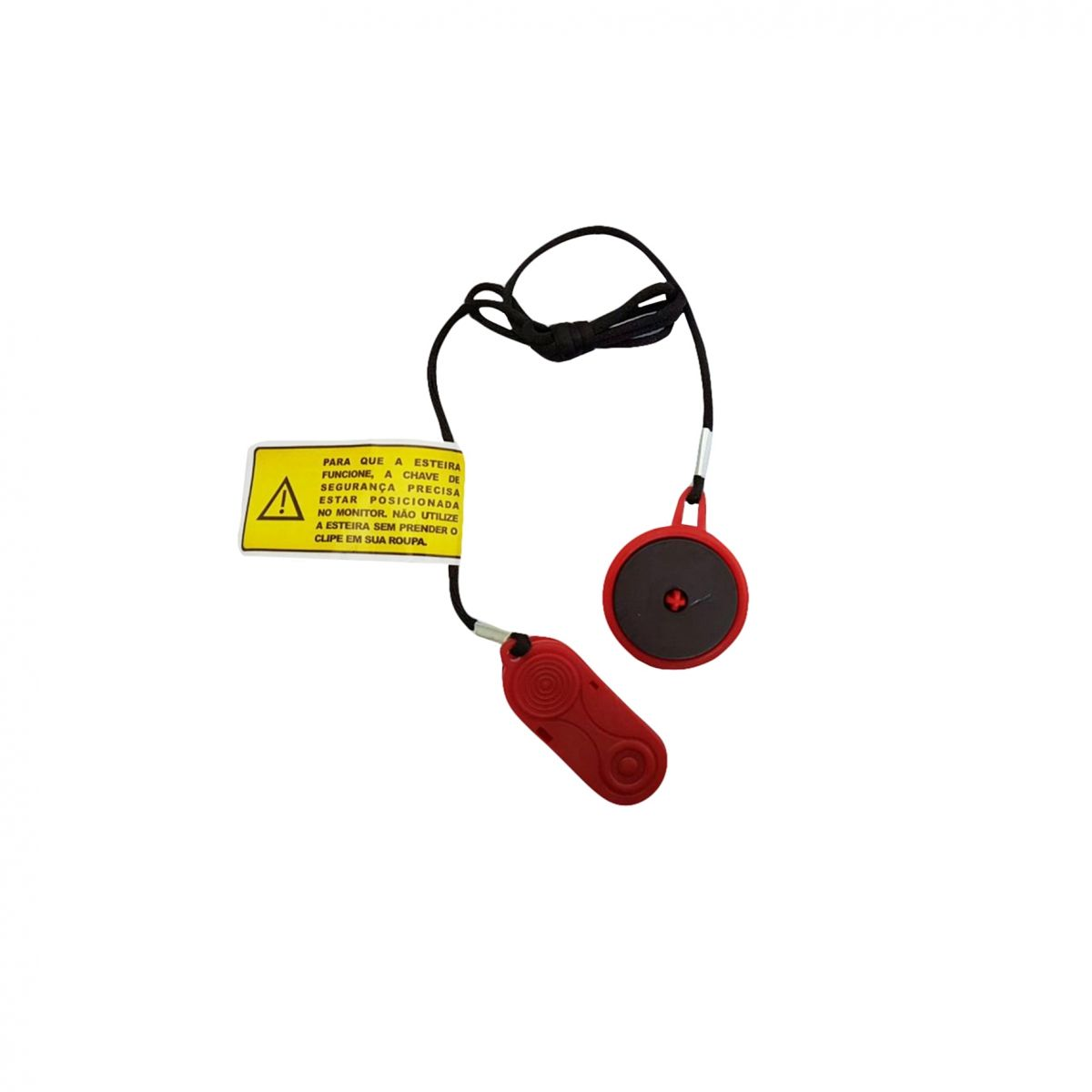 Chave de Segurança Esteira Athletic 3300EE 3400EE 820EE 3920