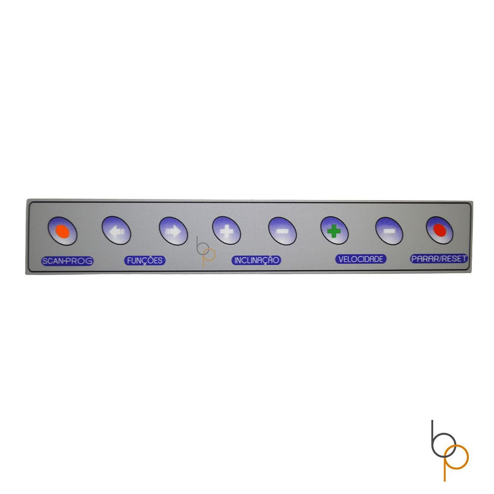Painel Adesivo Membrana Esteira Embreex 565 TX-0 TX-1