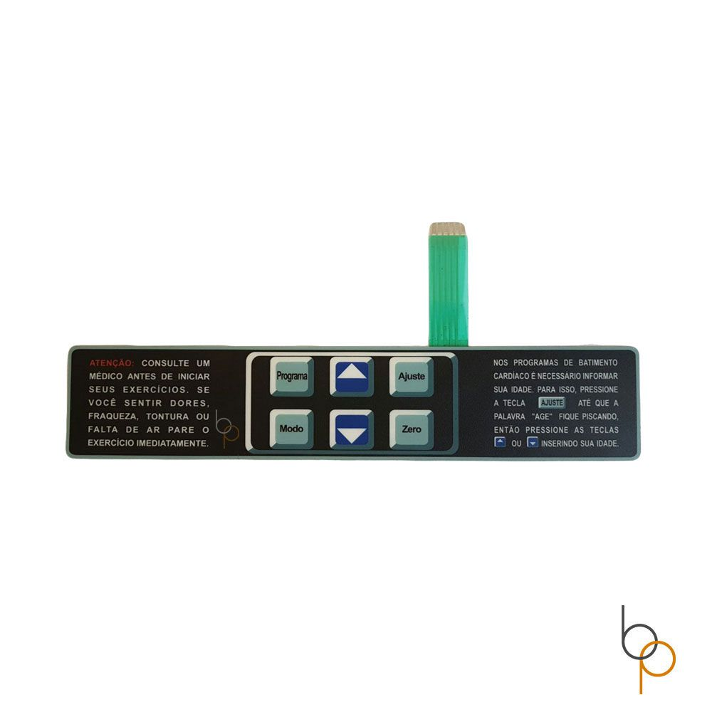 Painel Adesivo com Membrana Bic. Movement Bm 4500