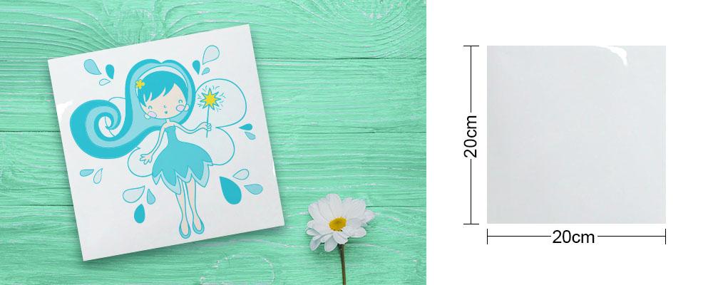 azulejo para sublimação modelo 20cm