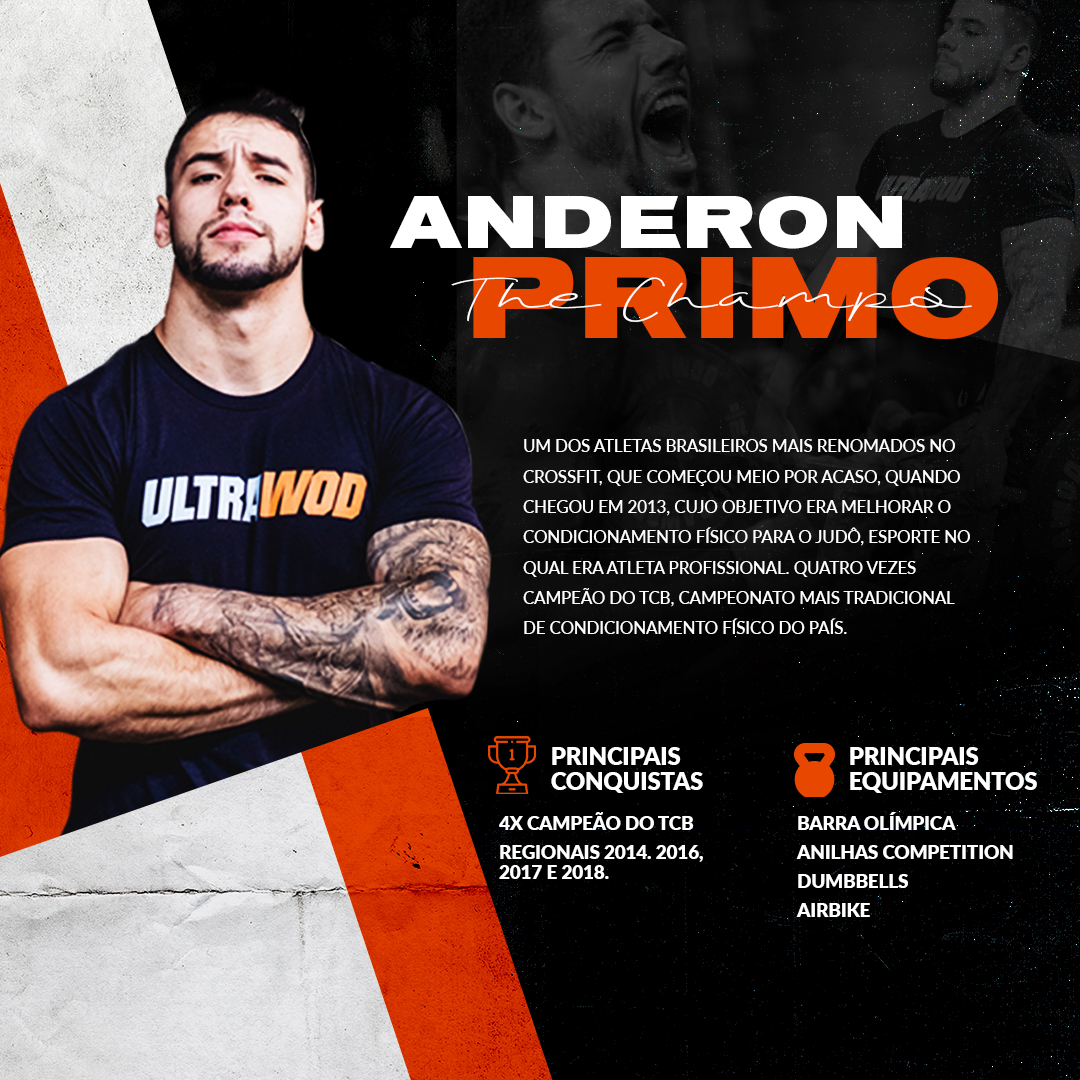 Anderon Primo