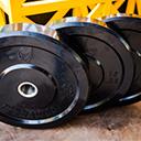 Anilhar bumper plates 15lb