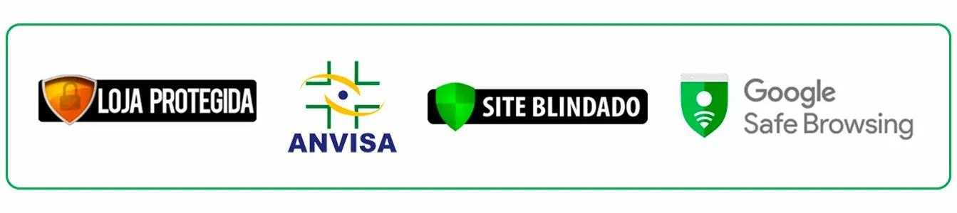 Loja Protegida | Site Blindado | Anvisa