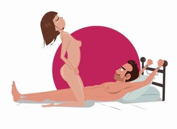 sexo com algema posicao