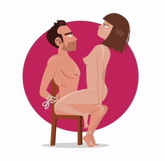 posicao sexual com algema