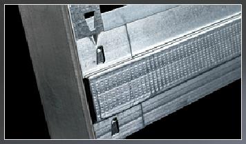 Sistema de embutir porta Potello
