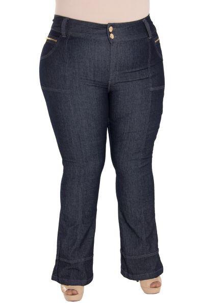 Calça-Jeans-Plus-Size