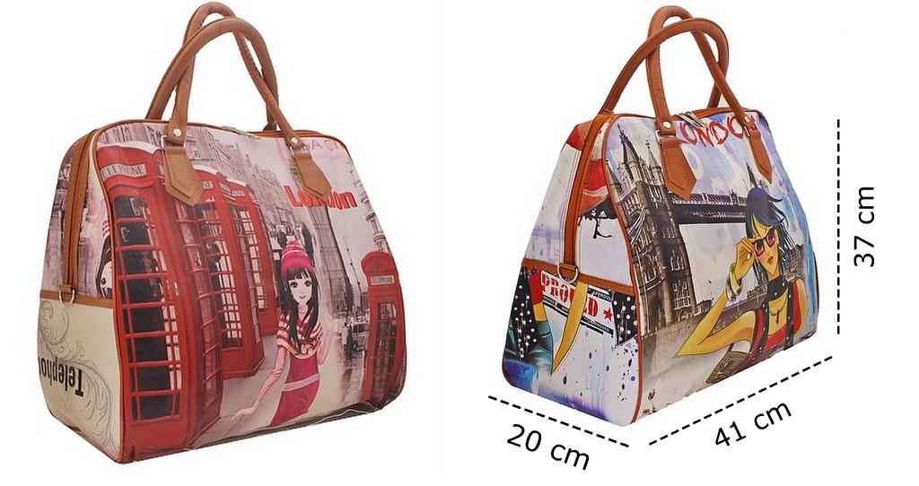 Bolsa De Mao Para Viagem Feminina : Ditudotem bolsa mala feminina grande de viagem l
