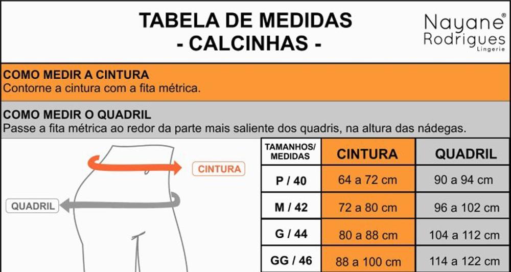 55dd868b2 O Kit Calcinha Sem Costura Nayane Rodrigues pode ser usado em diversas  ocasiões