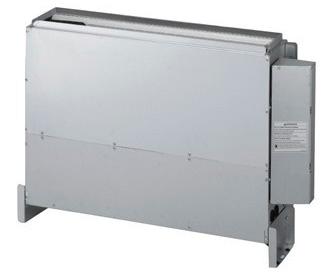 Unidade Interna VRF Multi V 5 - Piso sem gabinete (embutido)