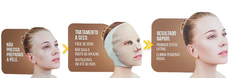 mascara facial new face