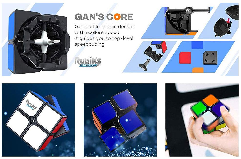 3x3x3 Rubiks RSC