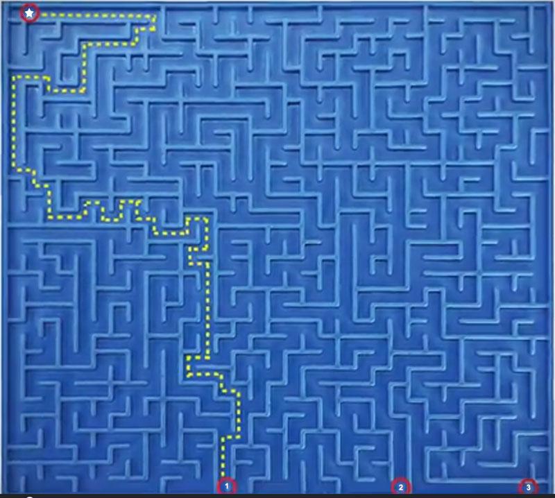 jogo labirinto torre