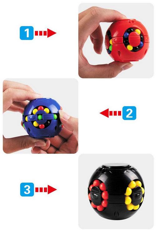 puzzle ball giro ball