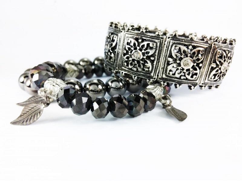 kit de pulseiras Milena