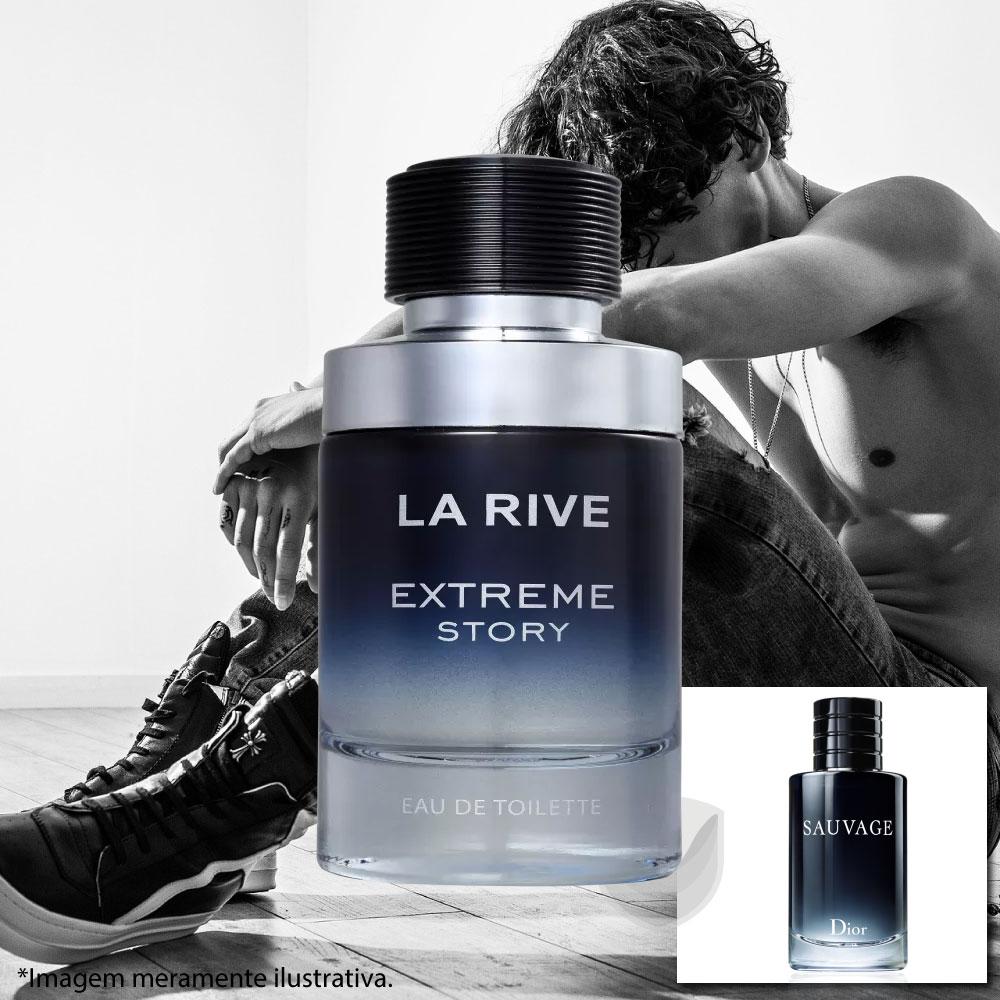 La Rive Extreme Story Perfume Masculino 75ml