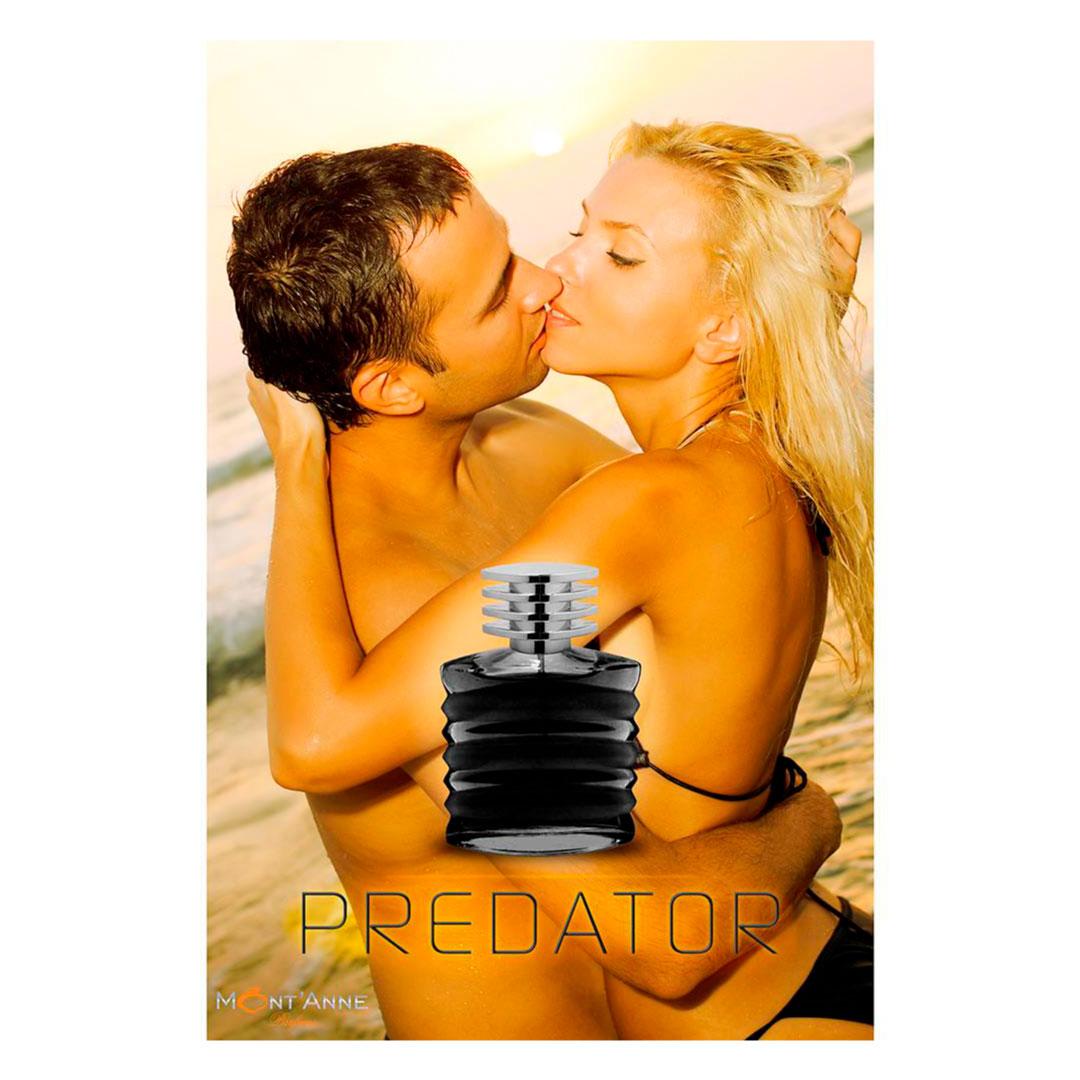 Perfume Predator Eau de Parfum 100ml Perfume Masculino