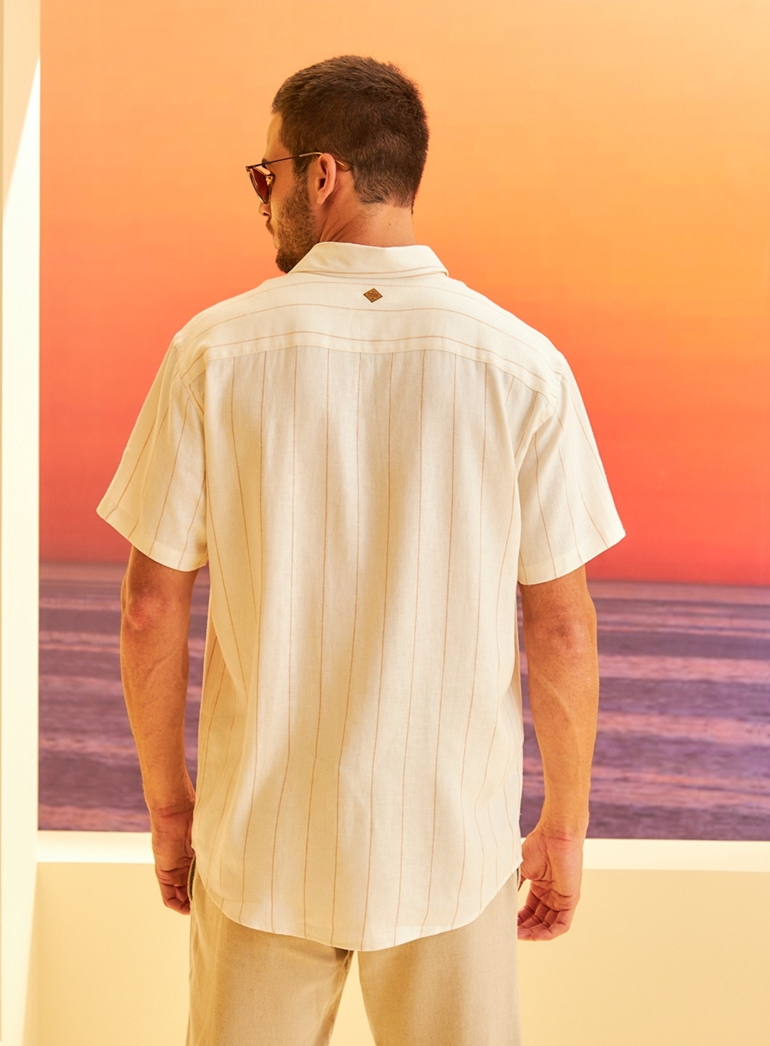 Camisa Linho Relax
